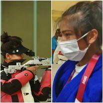 चिनको पोल्टामा  पहिलो स्वर्ण -टोकियो ओलम्पिक