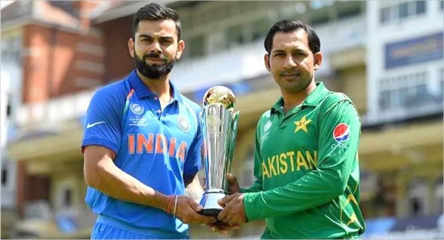 टी–ट्वान्टी विश्वकप : भारत–पाकिस्तानबीचको खेल आज बेलुका